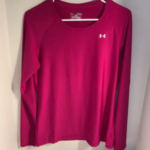 Under Armour size medium long sleeved top